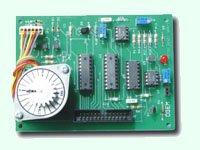 Adımlı Motor ve DAC deney kartı Image