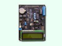 12C-PWM-LCD-Ultrasonik Deney Modülü Image